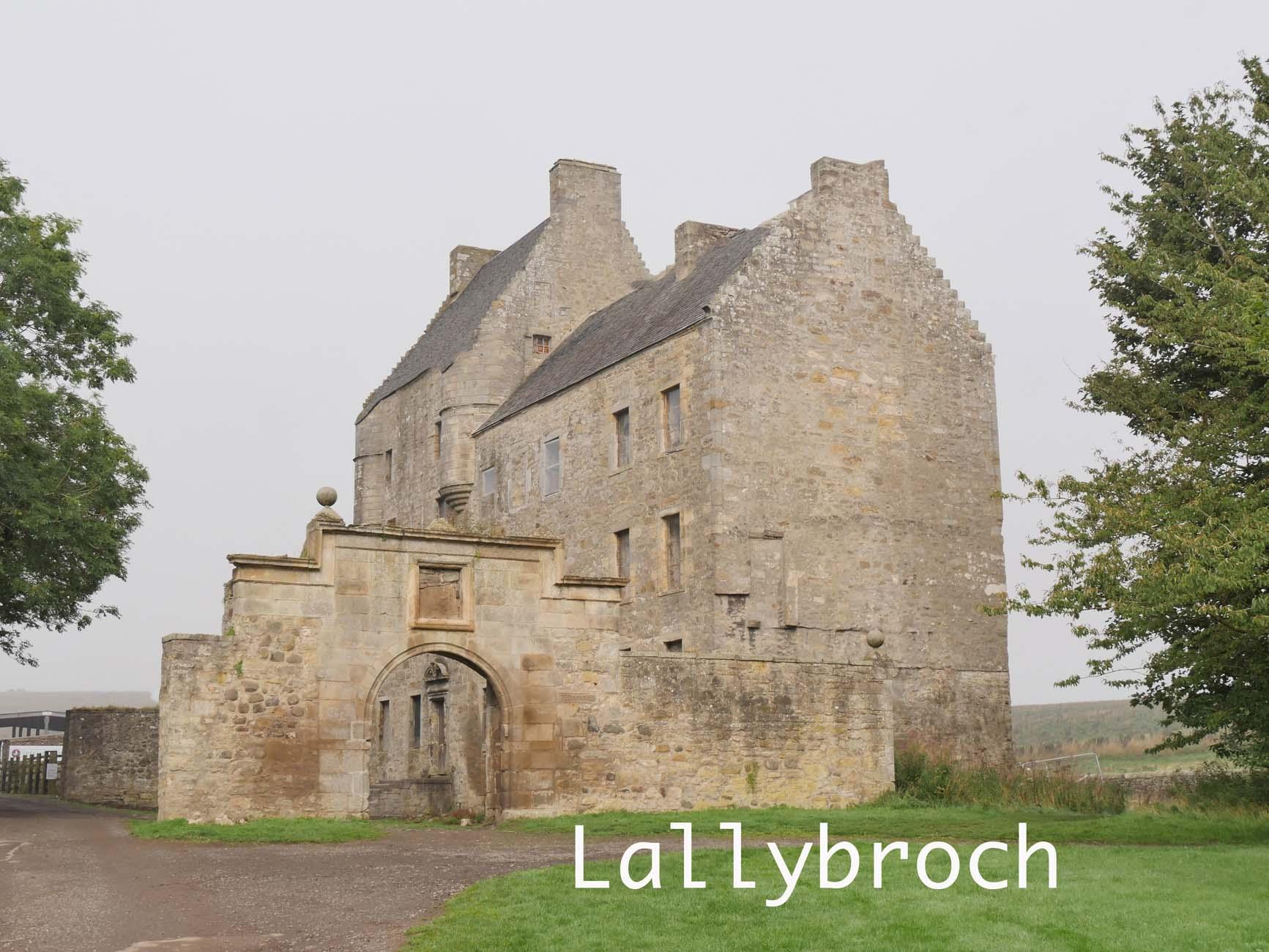 lallybroch castle gifts